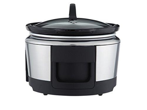 Product Image 14: Crock-Pot 6-Quart WeMo-Enabled Smart Slow Cooker, Stainless Steel