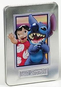 Lilo & Stitch in Collectible DVD Tin