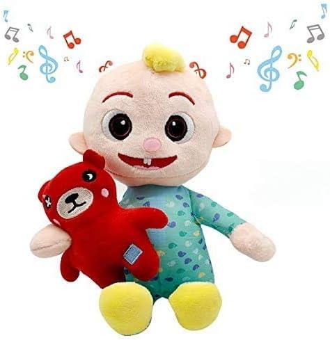 Cocomelon JJ Plush with Bear 半額 Doll 高級
