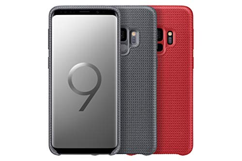 Samsung Hyperknit Qi Charging Compatible Cover Case for Galaxy S9 -...