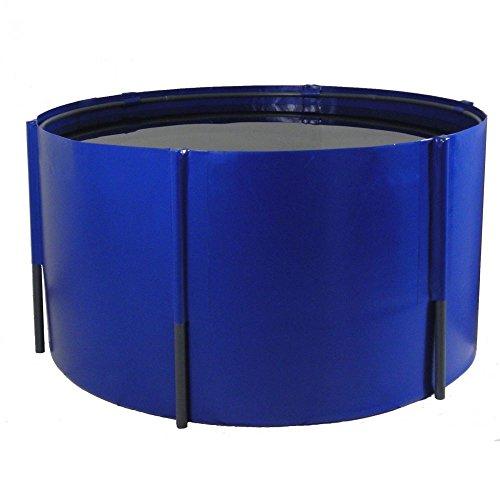 Bonsai-Shopping Faltbecken 150 x 80 cm, 1.400 Liter, Blau, Koibecken