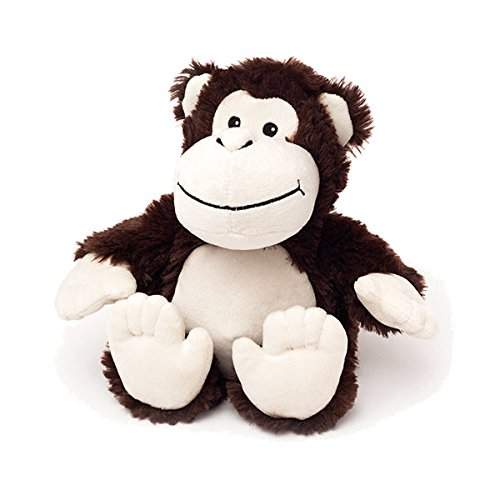 Warmies Cozy Plush Medium Monkey Microwaveable Soft Toy