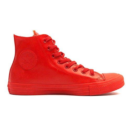 Converse Sneaker Alta all Star X Hi Rubber Rosso EU 37.5