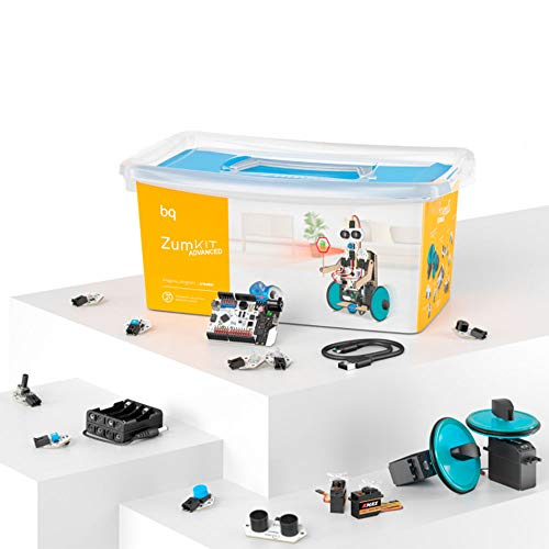 BQ Zum Kit Advanced - Kit de robótica