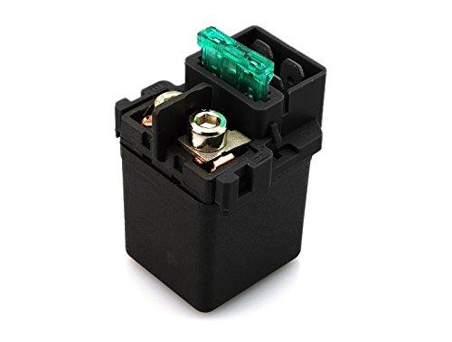 Motor Elektrische Anlasser von Relais Zylinderspule Anpassung für Honda SH125200120022003