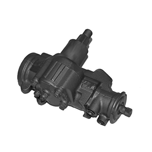 Detroit Axle - Complete Power Steering Gear Box Assembly - for Buick, Cadillac, Chevrolet, Isuzu, Jeep, Oldsmobile, Pontiac Vehicles