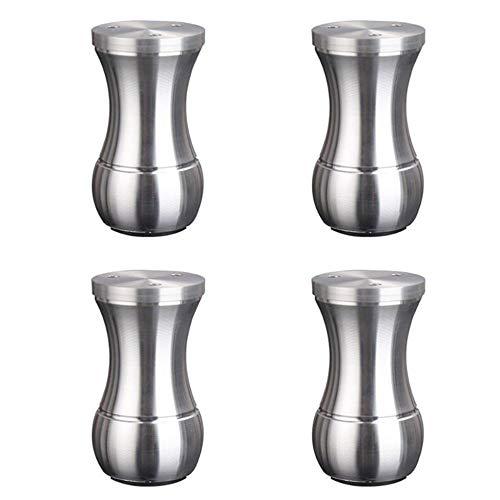 GY Möbel Unterstützung Füße,Einstellbar Aluminium Fernseher Kabinett Füße,Kaffee Tabelle/Sofa/Bett Füße,Einfach Zu Reinigen Nicht Einfa