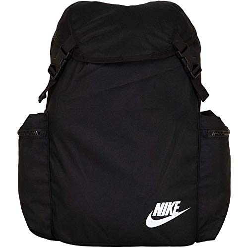 Nike Heritage Rucksack Backpack (one size, black)