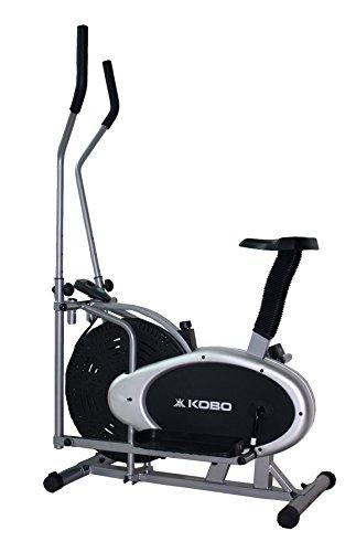KOBO Orbitrac Dual Function/Exercise Bike (Cycle & Cross Trainer)