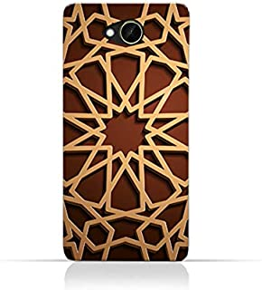 AMC Design HTC Desire 10 Compact TPU Silicone Case with Arabic Geometric Pattern