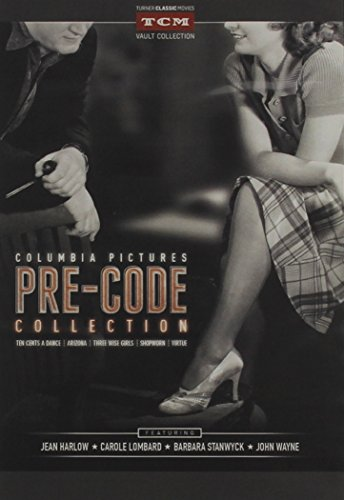 Columbia Pictures Pre-Code Collection (5 Dvd) Edizione: Stat