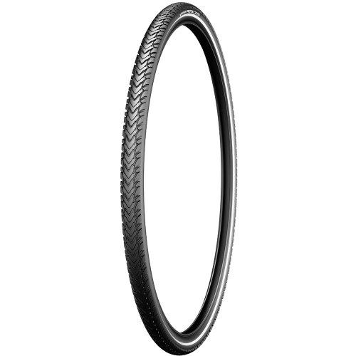 Michelin Reifen Protek Cross Draht Reflex, Schwarz, 26 Zoll