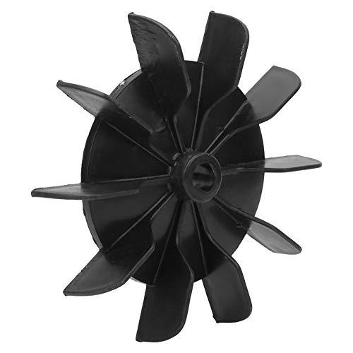 Aspa del ventilador del motor, aspa del ventilador del compresor de aire compacto de 10 aspas, diseño práctico duradero de 5 piezas para compresores de aire de impulsor compresores de aire