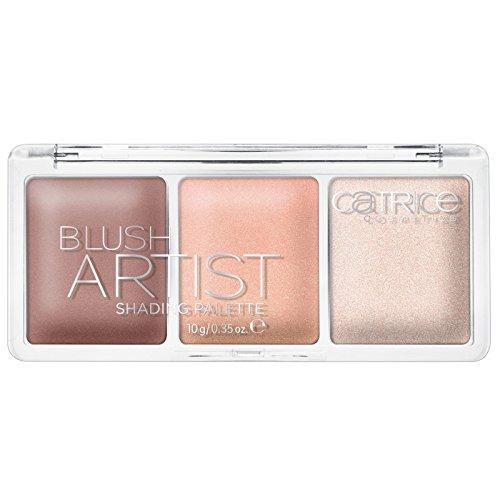 Catrice - Rouge - Blush Artist Shading Palette 010 - BronzEclat
