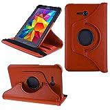COOVY® 2.0 Etui pour Samsung Galaxy Tab 3 Lite 7.0 SM-T110 SM-T111 Coque de Protection Rotation...