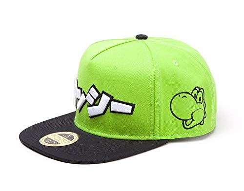Yoshi Japan - Cap Snapback | Original Merchandise | Super Mario