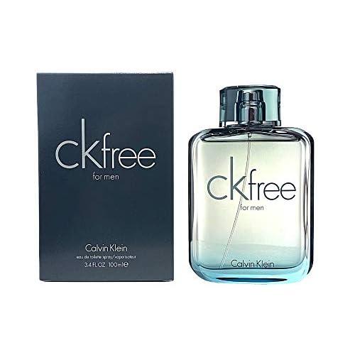 Calvin Klein CK Free for Men Eau de Toilette Spray
