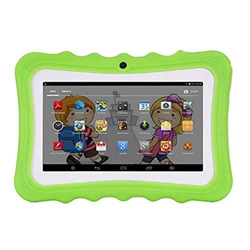 MAICOLA Kids Edition Tablet Android 4.4 Dual-Kamera Kinder Tablet-Spiel-Geschenk für Kinder Kursteilnehmer 7