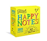 2022 Instant Happy Notes Boxed Calendar: 365 Reminders to Smile and Shine! (Happiness Daily Calendar, Inspirational Gift for Women, Desk Gift for Him) (Inspire Instant Happiness Calendars & Gifts)