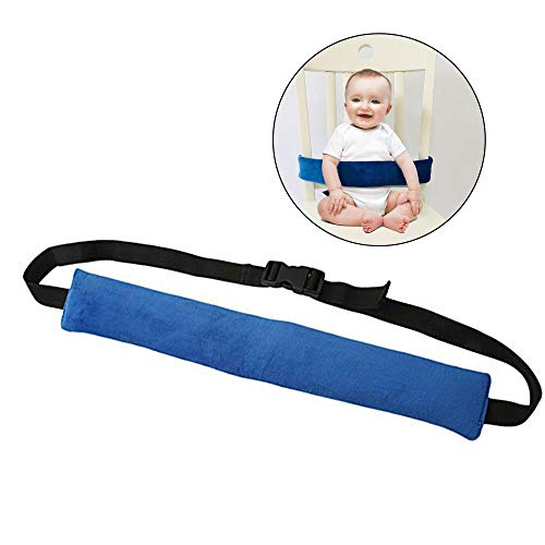 Hochstuhlgurte, Universal-Baby-Sicherheitsgurt, Hochstuhlgurt für Säuglinge und Kleinkinder (Hochstuhlgurte, Universal-Baby-Sicherheitsgurt, Hochstuhlgurt für Säuglinge und Kleinkinder (Blau)
