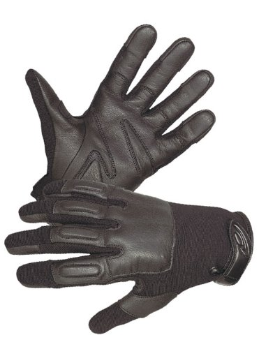 Hatch SP100 Defender Ii Glove W/Steel Shot, Black, X-Large