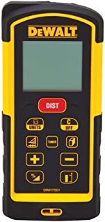 DEWALT DW03101 330-Feet Laser Distance Measurer