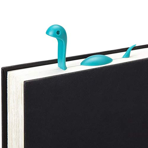 Segnalibro Dinosaur Segnalibro Bambini Decorazione da Scrivania per Bambini In Plastica Idea,Bomboniera Battesimo Pensierino Regalino Gadget,festa Compleanno Bambini ( Color : Blu , Size : 5pcs )