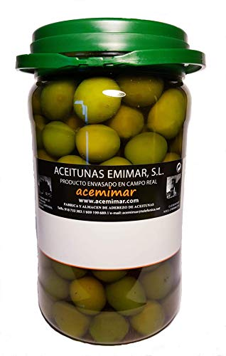 Aceitunas Campo Real (Caja 4 Envases 700 GR)
