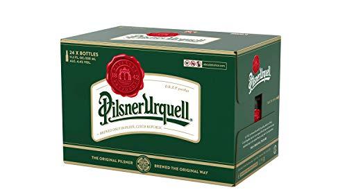 Pilsner Urquell Birra Pilsner Urquell - Cassa da 24 x 330 ml