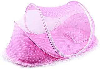 Sleepover tipi tält barn baby myggor insektsnät tält, baby barn myggnät krus barnsäng nät baldchin, nyfödd sängkläder pop ...