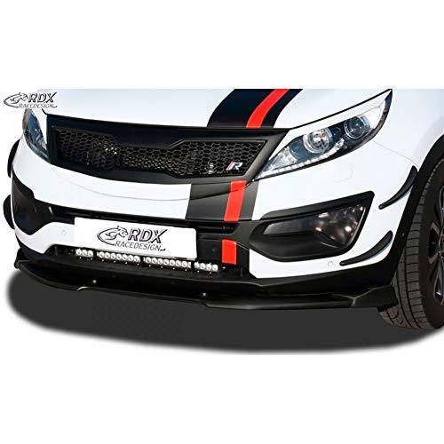 RDX Frontspoiler VARIO-X Sportage (SL) Frontlippe Front Ansatz Vorne Spoilerlippe