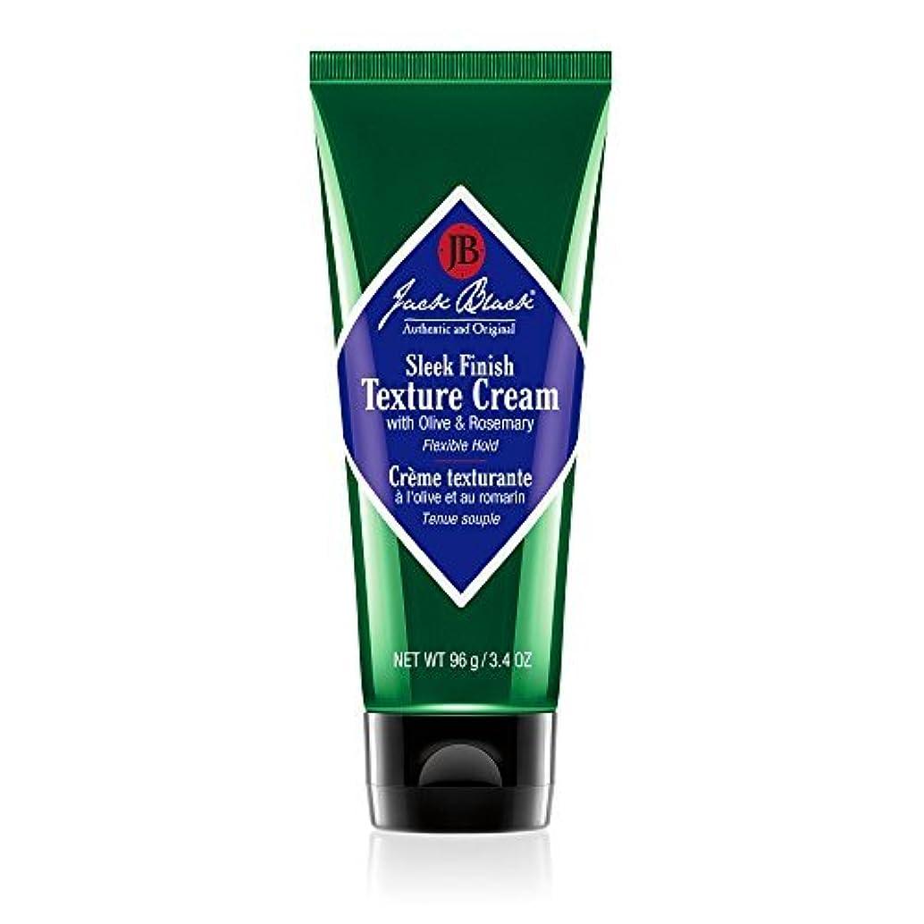 大学生悪行ドライジャックブラック Sleek Finish Texture Cream (Flexible Hold) 96g/3.4oz並行輸入品