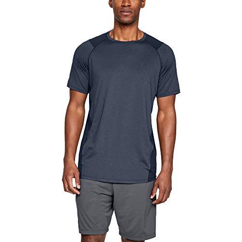 Under Armour Herren T-Shirt MK1 SS EU 1323415 Academy/Stealth Gray XXXL