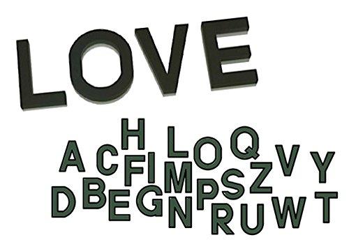 Spugne Lettres idro Eden cm 25 Éponges décorations compositions fleuristes Lettera G
