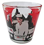Cinzano - Moscow - Lounge Glas - Sammelglas