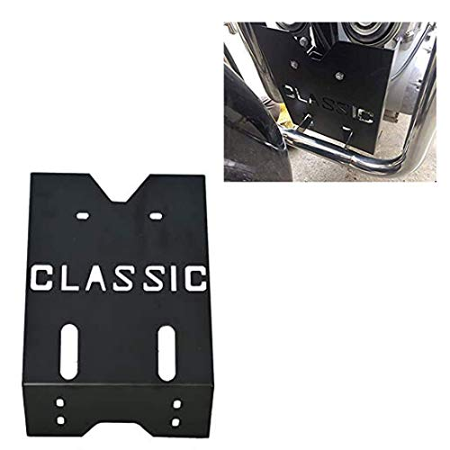 Ramanta Bike Safety Engine Guard for Royal Enfield Classic 350/500 CC - BS4 Model (Black, 1 PC)