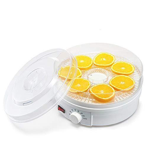 Find Discount Walmeck 5-Layer Capacity Fruit Dryer Household Food Dehydrators Small Pet Snack Air Dr...