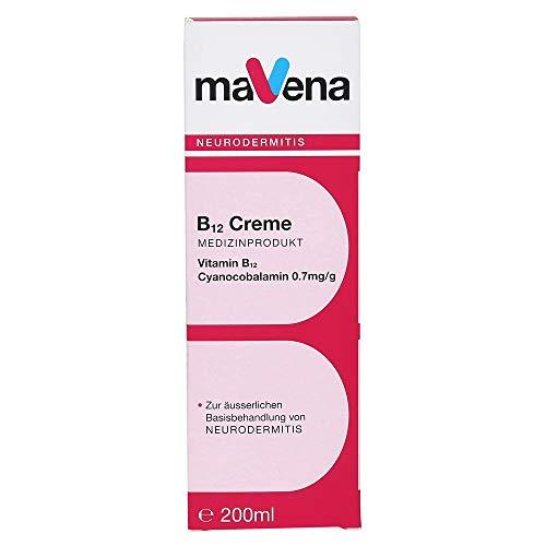 MAVENA B12 Creme 200 Milliliter