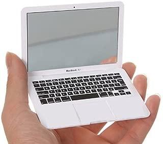 JOINNEW@ Mini Macbook Air Style Portable Mirror Apple Notebook Creative Make up Mirror