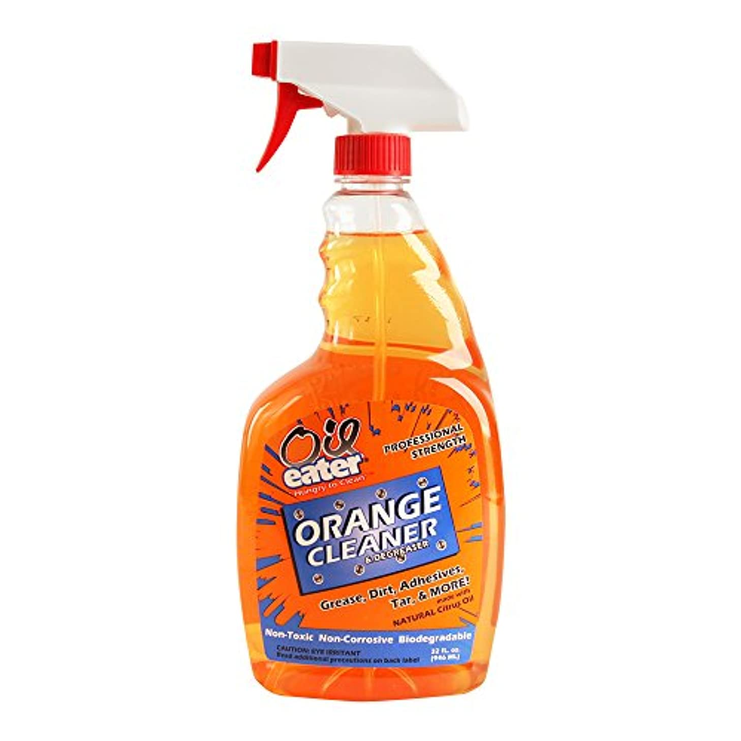 Oil Eater AOD3211902 32 Ounce Cleaner/degreaser, Pack of 6