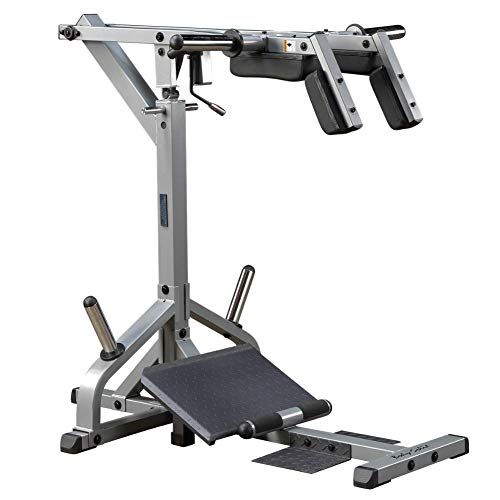 Body-Solid Leverage Squat and Calf Raise Machine