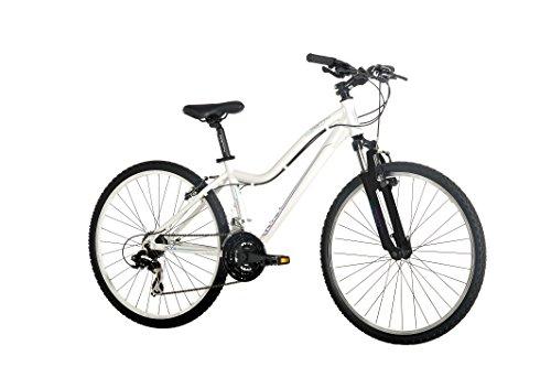 Monty KY12 Bicicleta de Montaña, Unisex Adulto, Blanco, S