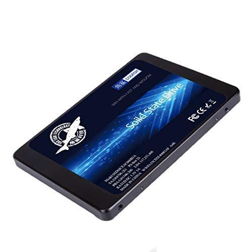 """SSD SATA 2.5"""" 1TB Dogfish Unidad de Estado sólido Interna Unidad de Disco Duro de Alto Rendimiento para computadora portátil de Escritorio SATA III 6Gb / s SSD (1TB, 2.5''-SATA3)"""