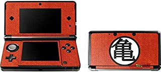 Skinit Goku Shirt Skin for 3DS (2011) - Officially Licensed Dragon Ball Z Gaming Decal - Ultra Thin, Lightweight Vinyl Decal Protection