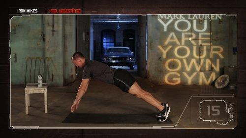 Mark Lauren – Fit ohne Geräte – Trainieren mit dem eigenen Körpergewicht [3 DVDs] - 2