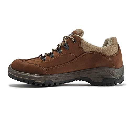 Scarpa Women's Cyrus GTX Low Rise Hiking Boots, Brown, 5 UK