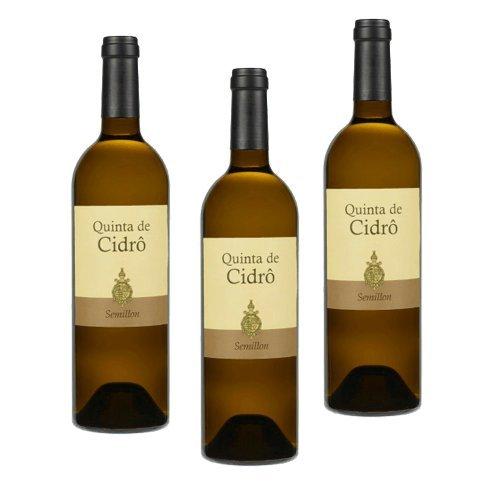 Quinta de Cidrô Semillon - Vino Bianco - 3 Bottiglie