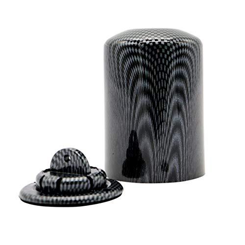 VOSAREA Soporte del Soporte para Taza del medidor de un Solo Calibre Soporte del Soporte del pod para el Soporte de plástico