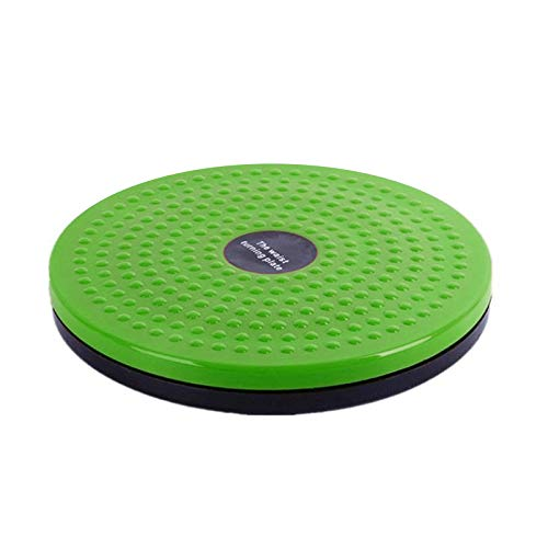 Read About YIFAFA Torsion Plate for Fitness Sports,Non-Slip Body Shaping Twisting Waist Twister Plat...