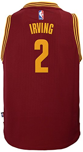 NBA by Outerstuff Cleveland Cavaliers Kyrie Irving Youth Boys Player Swingman Jersey-Road, Youth Large (12-14)